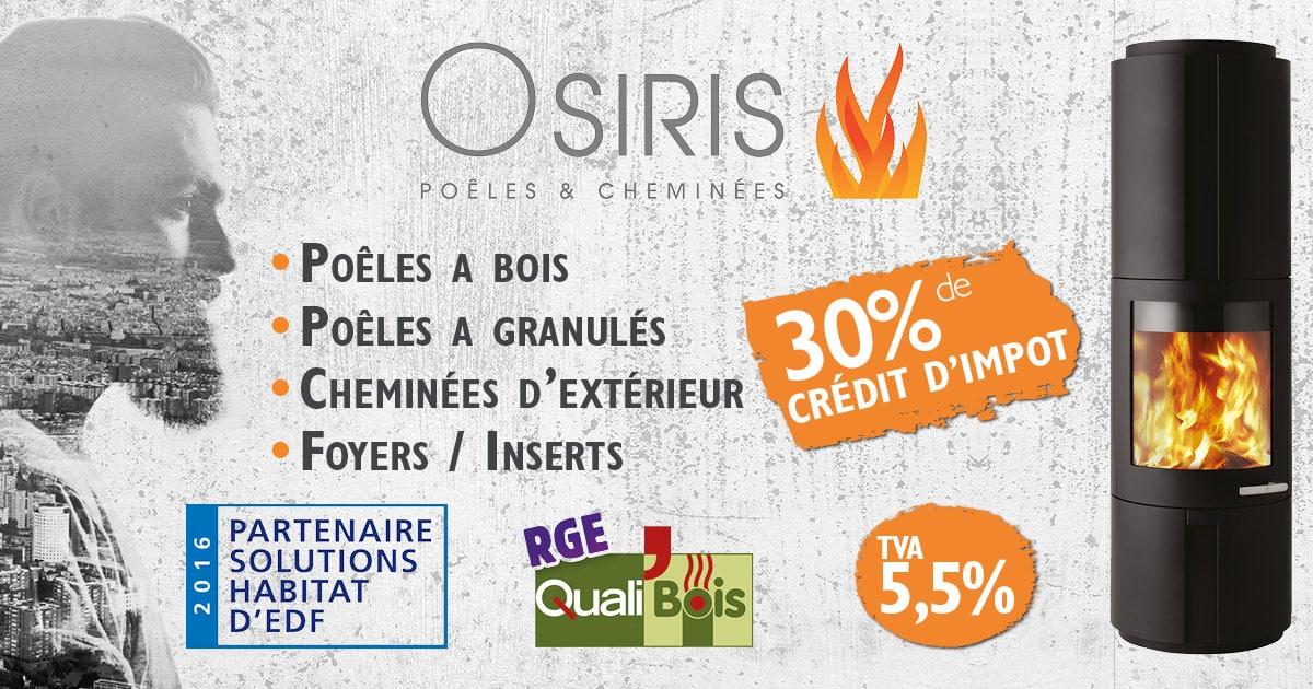 Osiris Poeles Cheminees Votre Specialiste Du Chauffage Au Bois