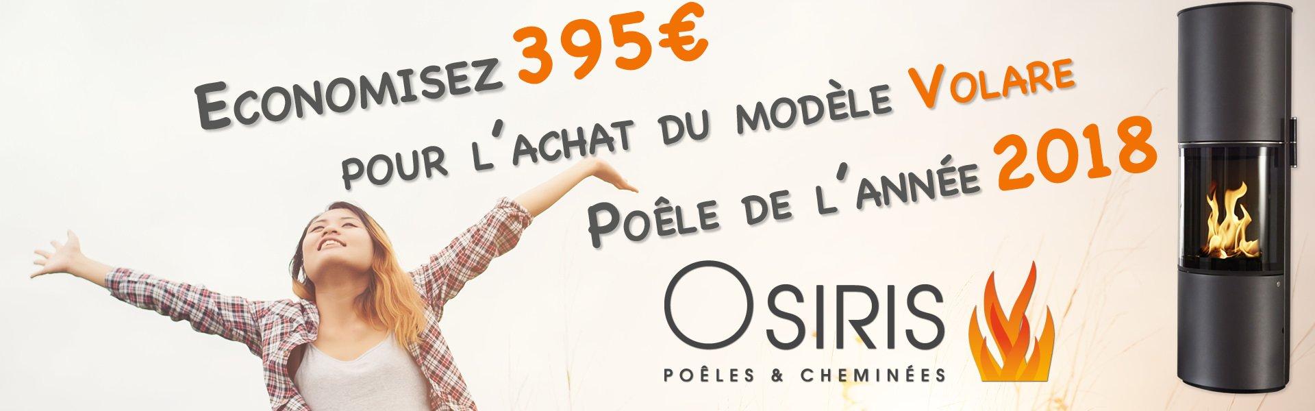 Economisez 395€ pour l'achat du modele Volare