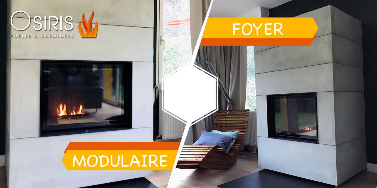 Poele A Pellet Que Choisir foyer modulaire bsk 08 - osiris - vente et installation de